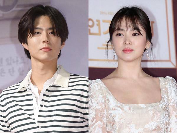 Park Bo Gum dan Song Hye Kyo Dikonfirmasi Bintangi Drama Baru 'Boyfriend', Ini Perannya!
