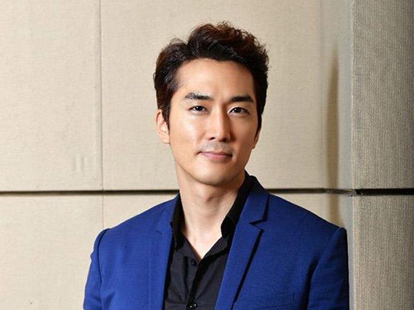 Song Seung Heon Dikabarkan Siap Comeback Akting Lewat Drama Romantis Lagi
