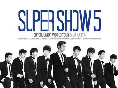 Berbarengan dengan Ultah ELF, 'Super Show 5' Akan Dimeriahkan dengan Acara Tumpengan!