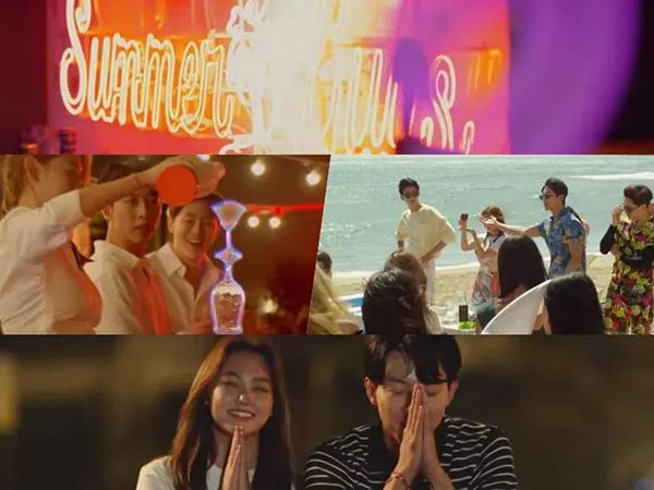 Drama Summer Guys Rilis Teaser Perdana, Gambarkan Persahabatan yang Rumit karena Cinta