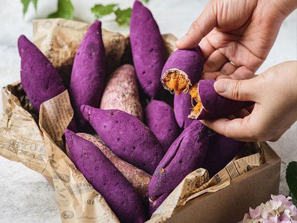 Resep Korean Sweet Potato Bread Kenyal Seperti Mochi Buat Camilan di Rumah