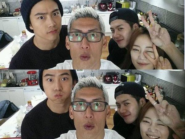 Jadi Tamu di 'Roommate', Taecyeon 2PM Dikerjai Jadi Pelayan?