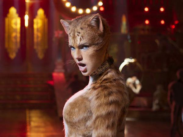 Dibintangi Taylor Swift hingga Jason Derulo, Film Adaptasi Musikal 'Cats' Disebut Menyeramkan