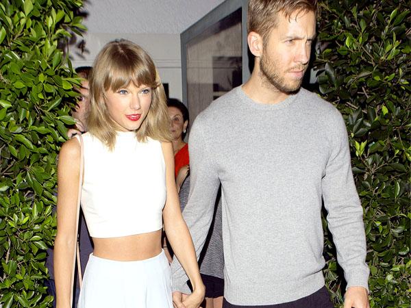 Dikabarkan Beli Mansion Mewah dan Menikah Dengan Calvin Harris, Ini Kata Taylor Swift