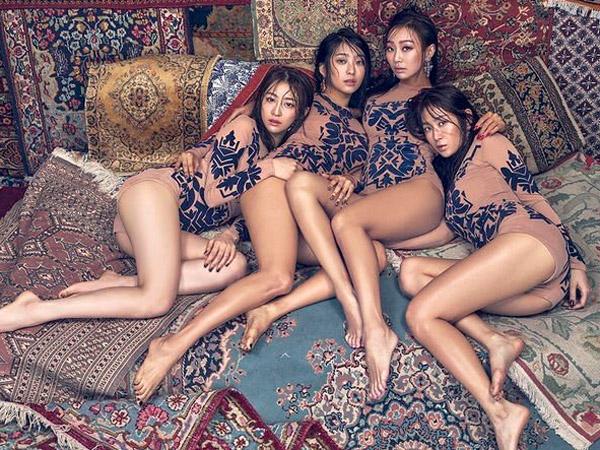 Pastikan Konsep Seksi, Sistar Pamer Kaki Jenjang di Teaser Comebacknya