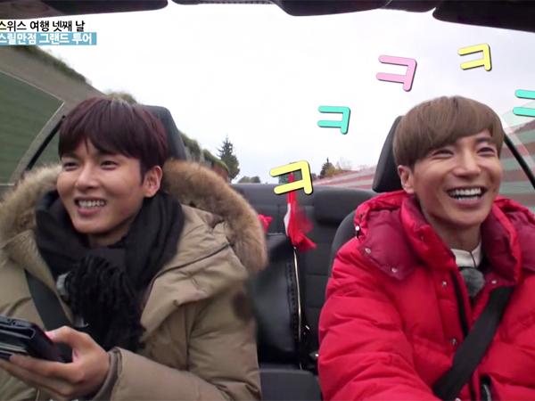 Jalan-jalan ke Swiss, Leeteuk dan Ryeowook Super Junior Hampir Hilang!