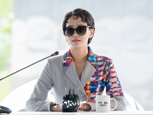 Terungkapnya Kehidupan Pribadi Park Gyu Young di 'Dali and Prince Cocky'