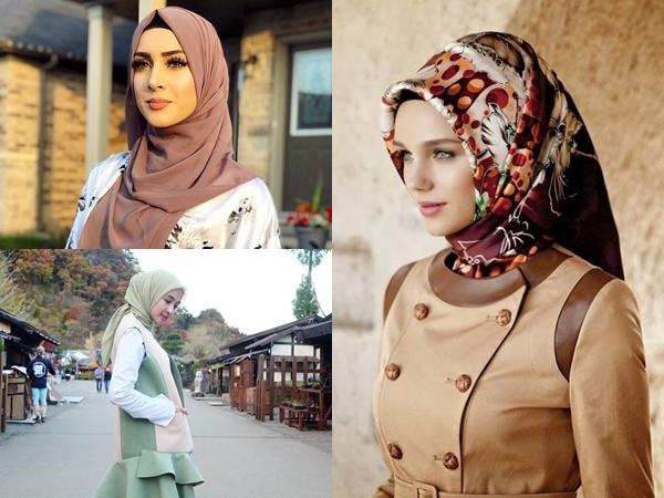 Intip Inspirasi Fashion Hijab untuk Sambut Lebaran Idul Adha, Yuk!