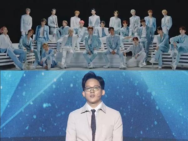 CEO SM Entertainment Umumkan Penambahan Member NCT Tahun Depan