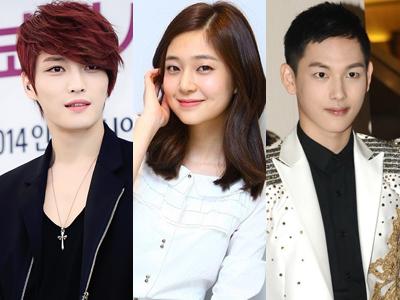 Inilah Aktris yang Akan Direbutkan Oleh Jaejoong JYJ dan Siwan ZE:A