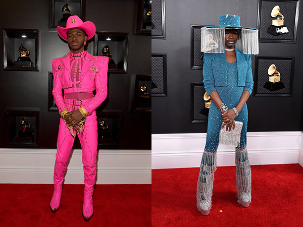 Gaya Unik Deretan Selebriti di Grammy Awards 2020