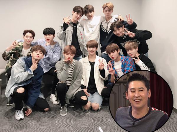 Komedian Shin Dong Yup Bocorkan Biaya Fantastis Untuk Nonton Langsung Wanna One di 'SNL Korea'