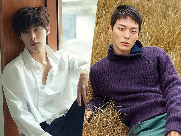 Beda Gaya Pemotretan Musim Gugur Woo Do Hwan vs Jang Ki Yong, Siapa Paling Keren?