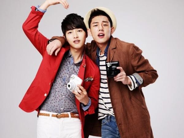 Apa Sih yang Paling Buat Yoo Ah In Merasa Iri dengan Song Joong Ki?