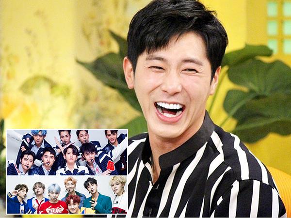 Kocaknya Cerita 'Pertengkaran' Yunho TVXQ Saat Bertemu Fans EXO dan BTS