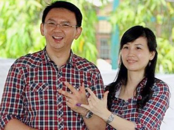 Tersebar Surat Gugatan Cerai Ahok untuk Veronica Tan Buat Geger Netizen