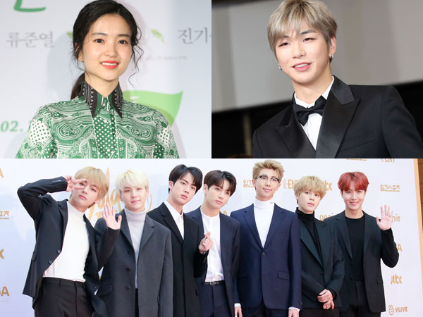 Kim Tae Ri, BTS, Hingga Daniel Wanna One Masuk Daftar '2030 Power Leaders' Forbes Korea