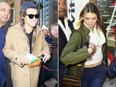 Bantah Pacaran, Harry Styles Dan Kendall Jenner Kembali Jalan Berdua