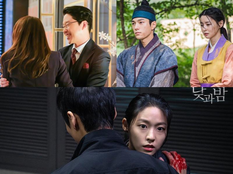 Rating Drama Korea Senin - Selasa: The Penthouse Tetap Kuat dengan Rating Dewasa