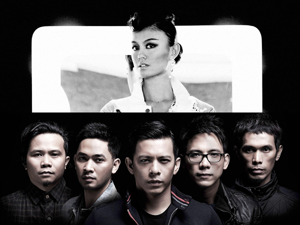 Masuk Nominasi, Agnez Mo dan NOAH Wakili Indonesia di MTV Europe Music Awards 2014!