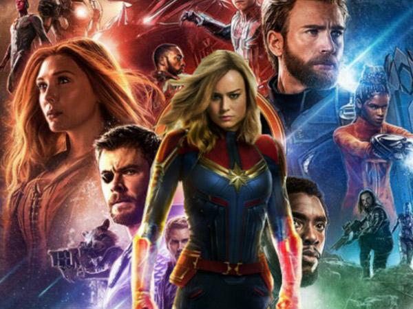 Post-Credits Greget, Ada Bocoran Nasib dan Peran Besar Captain Marvel di 'Avengers: Endgame'!