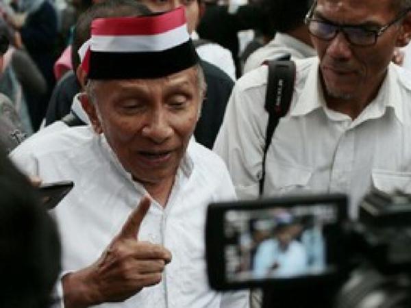 Amien Rais Klaim Cukup Layak Jadi Presiden di Usia 74 Tahun, Ini Motivasinya