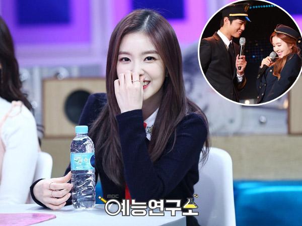 Ngaku Sebatas Teman, Irene Red Velvet Ternyata Pernah Dibuat 'Salting' dengan Sikap Park Bo Gum!
