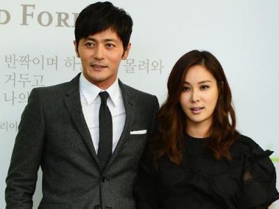 Jang Dong Gun dan Go So Young Nantikan Anak Kedua