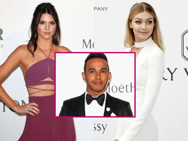Putus dari Nicole Scherzinger, Lewis Hamilton Jadi Rebutan Kendall Jenner dan Gigi Hadid?