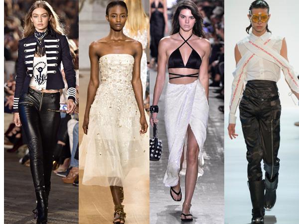 Tren Fashion Spring/Summer 2017 dari Desainer Ternama di New York Fashion Week (Part 1)