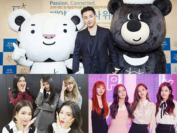 Deretan Idola K-Pop yang Siap Ramaikan Konser Olimpiade Musim Dingin PyeongChang 2018