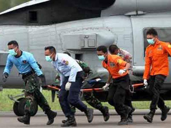 Satu Jenazah AirAsia Ditemukan Masih dalam Kondisi Baik
