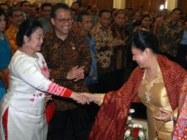 Foto Instagram Ani SBY Jadi Alasan Megawati Tak Hadiri Kongres Demokrat?