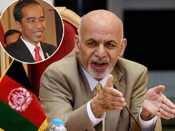 Presiden Datang Perdana Sepanjang Sejarah, Ini yang Ingin Dikonsultasikan Afghanistan ke Indonesia