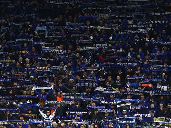 Mimpi Buruk Laga Atalanta VS Valencia yang Disebut 'Biang' Penyebaran Virus Corona Ke 40 Ribu Fans