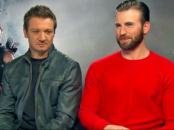 Sebut Scarlett Johansson Wanita Jalang, Jeremy Renner dan Chris Evans Minta Maaf