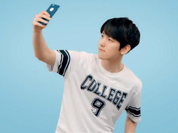 Yuk Intip Tips Selfie 'Sempurna' A la Baekhyun EXO