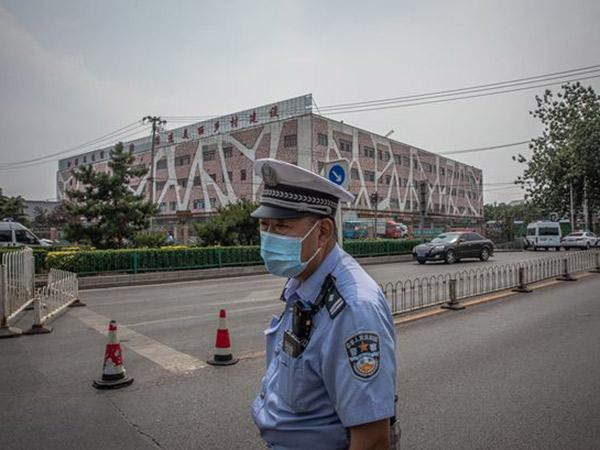 Kondisi Beijing yang Kembali Lockdown 29 Wilayah Akibat Gelombang Kedua COVID-19