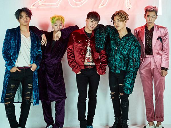 Resmi Hiatus, Big Bang Rilis Lagu Perpisahan Sementara Spesial untuk Fans!