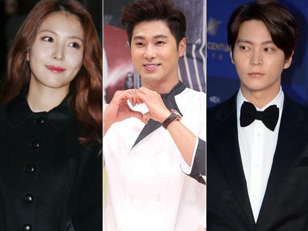Yunho TVXQ Disebut-sebut yang Jadi 'Mak Comblang' BoA dan Joo Won?