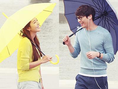 BoA & Choi Daniel Kencan Romantis di Tengah Hujan Untuk 'Expect Dating'