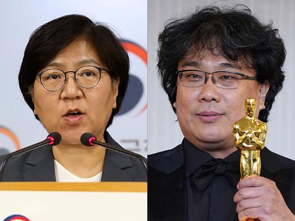 Bong Joon Ho dan Ketua Tim COVID-19 Korsel Masuk Daftar Tokoh Paling Berpengaruh TIME Magazine