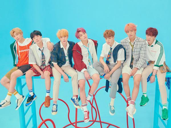 BTS Lebih Kasual di Rangkaian Foto Konsep Album 'Love Yourself: Answer' Selanjutnya