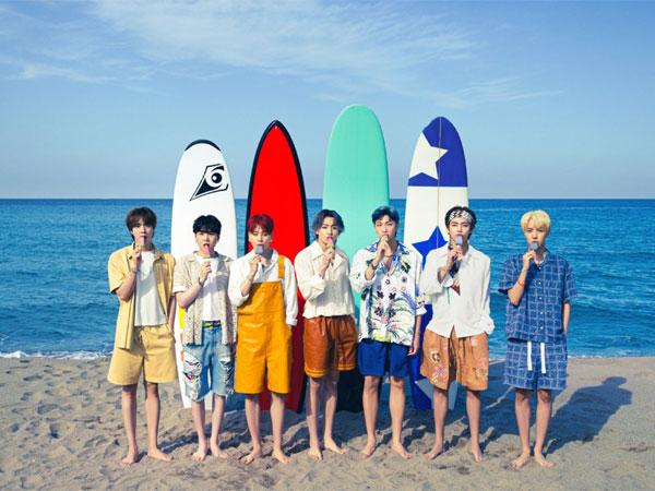 BTS 'Permission to Dance' Puncaki Chart iTunes Top Songs di 92 Negara