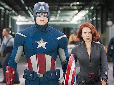 Selain Action,  Captain America Juga Sajikan Cerita Romantis