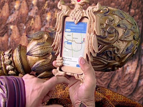 Penampakan Casing Smartphone di Iklan Es Krim Lokal Beredar di Dunia Maya