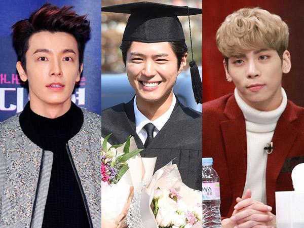 Selain Park Bo Gum, Deretan Selebriti Ini Juga Alumni Universitas Myongji!