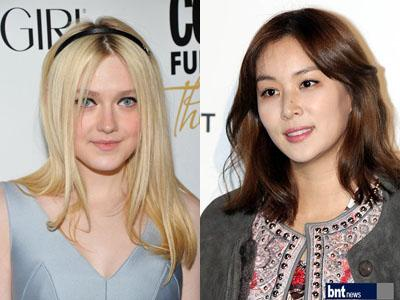 Dakota Fanning Puji Kecantikan Aktris Go So Young