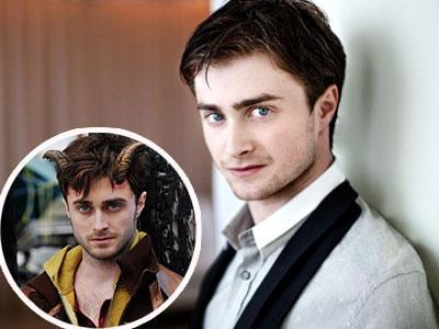 Daniel Radcliffe Menjadi Monster Bertanduk di Film Berikutnya
