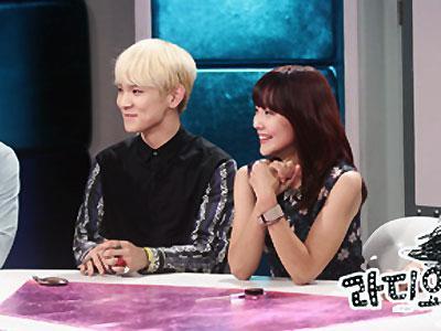 Key SHINee & Dana Ungkap Peraturan Ciuman Mereka Dalam Radio Star